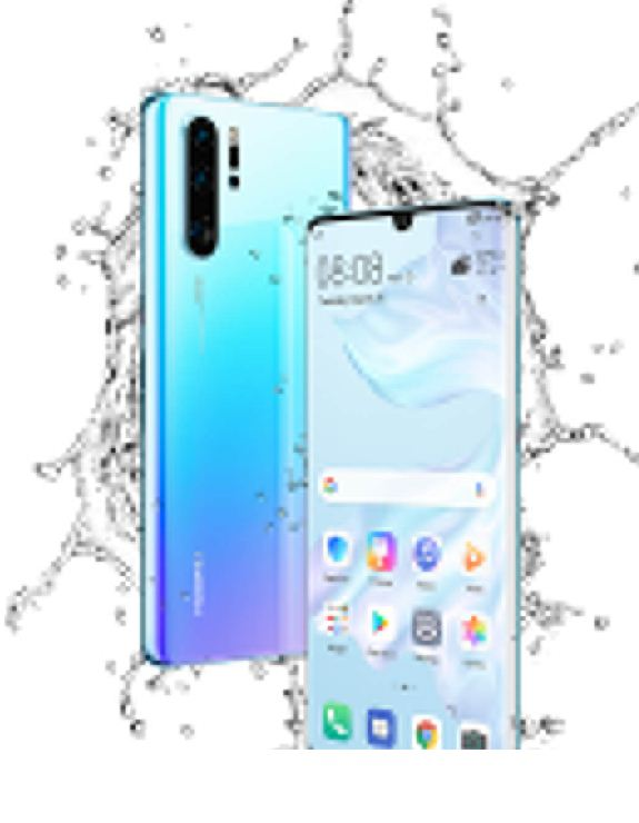 Huawei P30 Pro water protect
