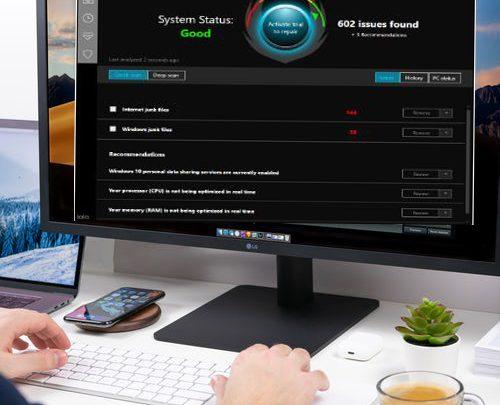 برنامج Iolo System Mechanic لتحسين اداء الكمبيوتر